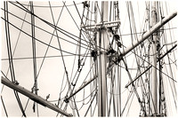 PH2567a ship mast and cables PH2567a 20x13@300 zf-1108