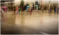 PH2079a folio Life is a Blur with umbrellas sfx zf-8524