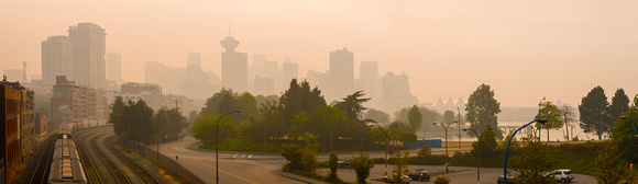 PH2208a Sechelt ForestFire smokey skies over Vancouver 35x10@360 zf- 9696--9701